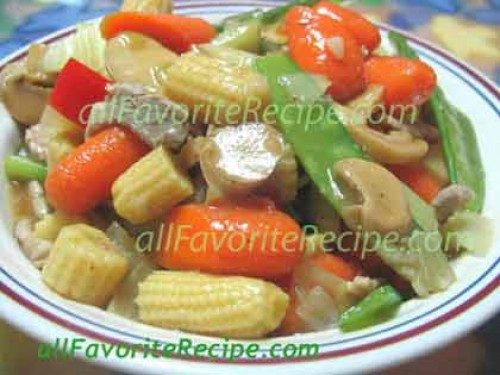 Filipino Chopsuey
