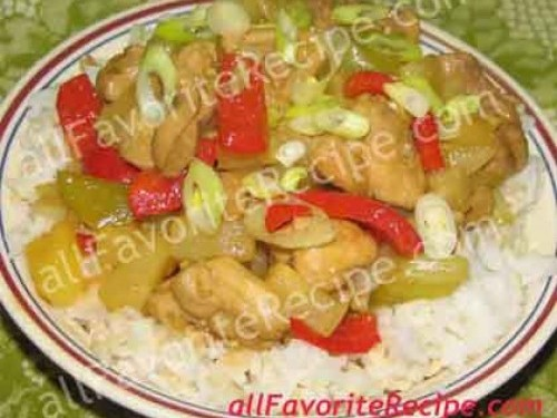 Oriental Stir-fry